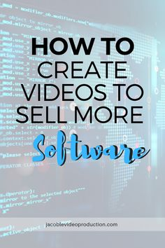 Here's why software demo videos are an amazing option for Denver companies as well as some actionable tips to make a great software video. Digital Marketing Trends, Marketing Plan, Content Marketing, Internet Marketing, Online Marketing, Social Media Marketing, Mobile Marketing, Marketing Strategies, Business Marketing