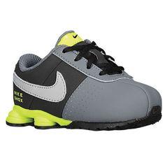 Nike Shox Deliver - Boys' Toddler - Shoes