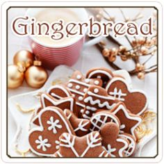 you can get into the Christmas spirit with Old-Fashioned Gingerbread Flavored Coffee! Merry Christmas And Happy New Year, Winter Christmas, Christmas Time, Holiday, Christmas Gingerbread, Gingerbread Cookies, Christmas Cookies, Gifs, Christmas Pictures