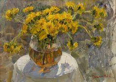 """""""Dandelions"""" by Elena Salnikova"""