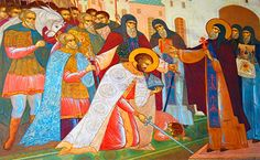 Place to visit in Moscow - Saint Sergius