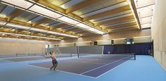 Hufton + Crow | Projects | Lee Valley Hockey and Tennis Centre