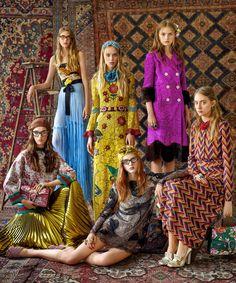 Trendy Women's Outfits : Gucci's New Creative Director Alessandro Michele – Gucci Fashion Designer Al… Gucci Fashion Show, Fashion Week, Look Fashion, Runway Fashion, High Fashion, Womens Fashion, Fashion Design, Fashion Trends, Fashion Ideas