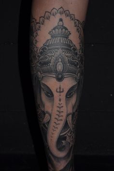 Tattoo by Ryan Mason