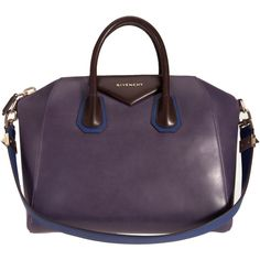 Givenchy Tricolor Medium Antigona Duffel featuring polyvore fashion bags luggage givenchy сумки accessories bolsas handbags apparel & accessories women