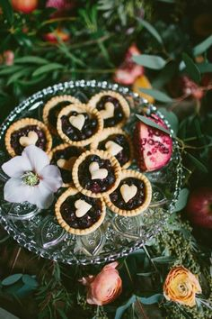 Paula O'Hara Photography | Creative Direction, Styling & Props: Alise Taggart | Florals: Floral Earth | Cakes and Pies: The Cake Cuppery