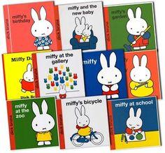 More miffy books