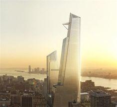 30 Hudson Yards   NEW YORK   30 Hudson Yards   387m   1268ft   89 fl   U/C