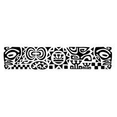 brazaletes maories antebrazo - Buscar con Google
