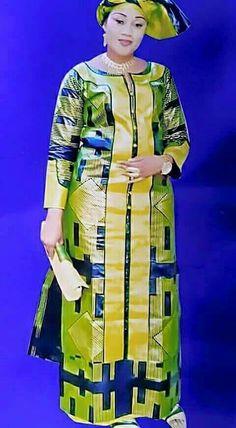 Malian Fashion bazin #Malifashion #bazin ~African fashion, Ankara, kitenge, African women dresses, African prints, Braids, Nigerian wedding, Ghanaian fashion, African wedding ~DKK