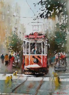 Suluboya Tramvay 2