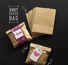 Packaging, idee