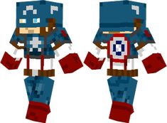 2 ways to install Captain America Skin  #OtherSkins