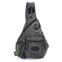 DDDH Large Sling Bag Riding Hiking Bag Nylon Single Shoulder Backpack For  Men Sling Bags b18a4981b1267