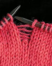 Τεχνικές πλεξίματος Easy Knitting Patterns, Knitting Designs, Free Knitting, Crochet Patterns, Crochet Boarders, Crop Top Pattern, Knitted Hats, Free Pattern, Diy And Crafts