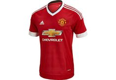 adidas Manchester United Home Jersey 2015-2016