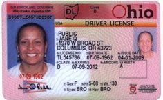 Perpetual Police Line-up - welcome Ohio!  Join 120 million of us (facial recognition software matched against mugshots)