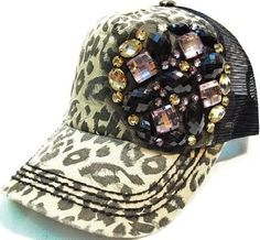 Cute BLINGED Caps at Bliss Boutique & Gifts www.txbliss.com