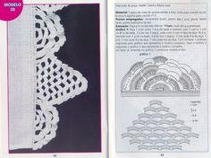 Crochê - Barradinhos de Crochê 6 - Elaine Cristini - Álbuns da web do Picasa