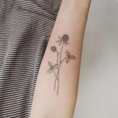 Tattoo Artist: Jess Chen