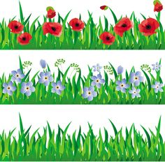 Травка зеленеет... 2  Клипарт для оформления работ Paper Flowers Craft, Flower Crafts, Paper Crafts, Class Decoration, School Decorations, Happy Birthday Printable, Boarders And Frames, Floral Drawing, Art Drawings For Kids