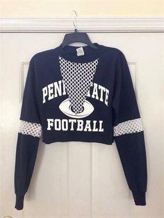 Penn State Football Mesh Insert Tee