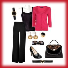 """""""Outfit for Work"""" by pattigeorgeky on Polyvore"""