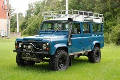 1987 Land Rover Defender 110 Station Wagon - 200TDI