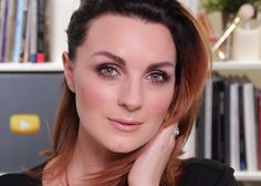 First Date / Valentine make up | Rose base. Soft powder eye liner. Great tips for date night makeup
