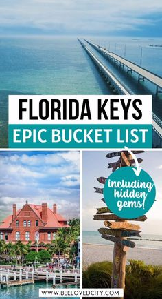 Discover the best things to do in the Florida Keys. From Key Largo to Key West, we tell you everything about the Florida keys! Florida keys vacation | Florida keys road trip | Marathon | Key Largo | Things to do in Key West | Florida keys beaches | Florida bucket list | What to do Florida | Florida travel | Florida itinerary | Florida beaches | Florida Vacation | What to do in the Florida Keys | Key West | Florida Travel Guide, Florida Vacation, Florida Beaches, Navarre Beach Florida, Florida Trips, Islamorada Florida, Miami Florida, Vacation Trips, Vacation Ideas