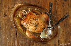 Kura pečené s feniklom