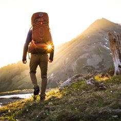 Great tips from Moosejaw about how to select and then pack a backpack!