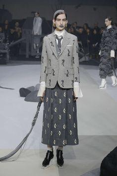 Thom Browne, Herbst/Winter 2017, New York, Womenswear