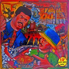 Thaíde & DJ Hum Afro Brasileiro 1995 Download - BAIXE RAP NACIONAL