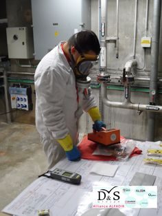 Contrôles radiologiques, mesures nucléaires, radioprotection, TQRP, D&S