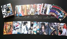New A Deck Cartoon Poker Japanese Anime Gintama Playing Card of 54pieces Cards | eBay
