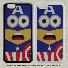 cool Despicable Me Captain America Minion for iPhone 6-6S Case iPhone 6-6S Plus iPhone 5 5S SE 4-4S HTC Case Samsung Galaxy S5 S6 S7 and Samsung Galaxy Other Check more at https://positeeve.com/product/despicable-me-captain-america-minion-for-iphone-6-6s-case-iphone-6-6s-plus-iphone-5-5s-se-4-4s-htc-case-samsung-galaxy-s5-s6-s7-and-samsung-galaxy-other/