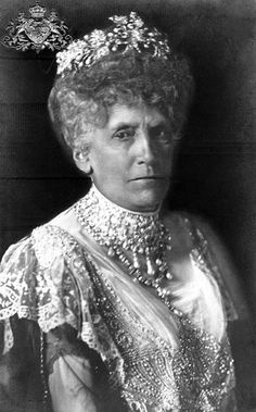 HM Queen Maria Theresa of Bavaria (1849–1919) née Her Imperial and Royal Highness Archduchess Maria Theresa of Austria-Este