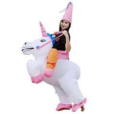 c74eefeabb6b0 Yiquanzhi Unicorn Fancy Dress Costume Cosplay Outfit Jumpsuit