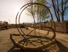 Installation, Colorado Loop, Yoshitomo Saito