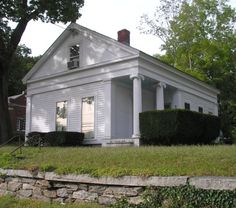 Historic Buildings of Connecticut » Coventry