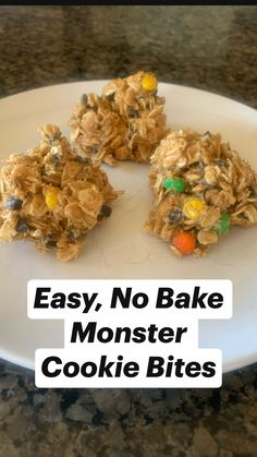 Best No Bake Cookies, Oatmeal No Bake Cookies, Peanut Butter Oatmeal Bars, Peanut Butter Snacks, Healthy Oatmeal Cookies, Peanut Butter No Bake, No Bake Cookie Balls Recipe, Gluten Free No Bake Cookies, Healthy Peanut Butter Cookies