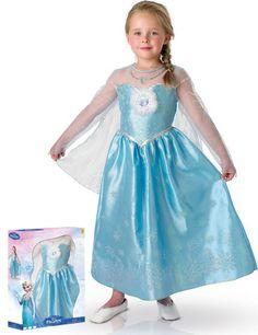 Gonna Blu Elsa Il Regno del Ghiaccio Disney