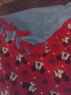 #mickeymouse #Personalized #fleeceblanket #retro #mickey #custom #throw www.kiyswonders.storenvy.com Embroidered Blankets, Personalised Blankets, Tree Skirts, Mickey Mouse, Retro, Holiday Decor, Cards, Maps, Retro Illustration