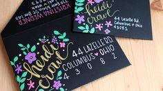 Kirarina Wink Markers & Decorating Envelopes – kwernerdesign blog