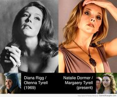 This is why the casting of Margaery and Olenna is perfect