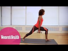 Strength-Training Yoga Routine from Women's Health