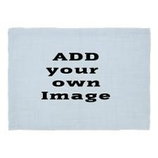 Add Image Dinner #Placemats  #AddPhoto upload your own image #SportsBottles #PhotoPillows #HomeDecor #Custom #BumperStickers #CoffeeCups #PhotoOrnaments