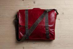 Satchel bag, red genuine leather bag, student backpack, cross body bag, School bag, red handbag, laptop bag, messenger flap bag, briefcase