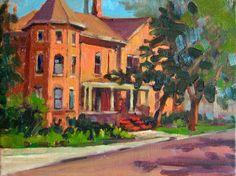 Detroit Street by Jill Stefani Wagner